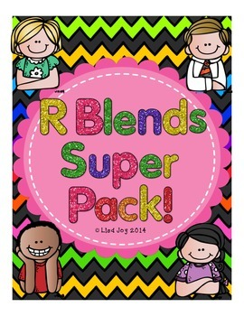 R Blends Super Pack!