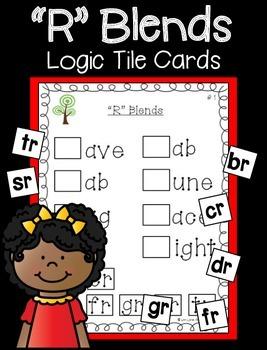 """""""R"""" Blends Logic Tile Cards"""