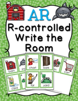 R Controlled AR Write the Room