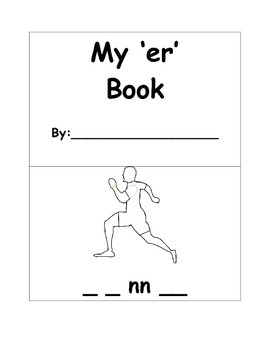 """R-Controlled """"My 'er' Book"""""""