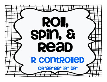 R Controlled Roll Spin And READ