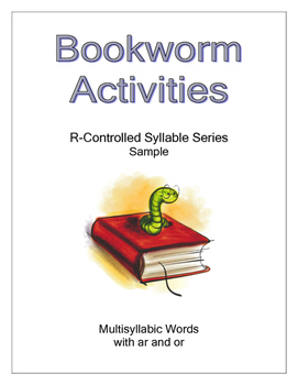 R-Controlled Syllable Sample - Multisyllabic Words with ar and or