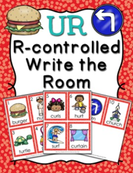 R Controlled UR Write the Room
