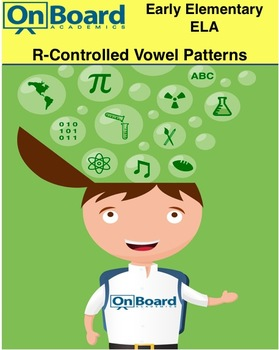 R-Controlled Vowel Patterns-Interactive Lesson
