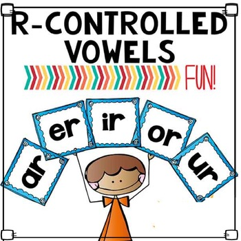 R- Controlled Vowels