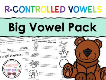 R-Controlled Vowels Bundle Pack