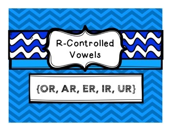 R-Controlled Vowels Center