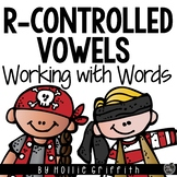 R-Controlled Vowels: Interactive Working with Words Extravaganza