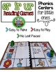 R Controlled Vowels er ir ur:   Phonics Games for Word Wor