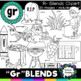R blends clipart - Gr blends - 22 images! Personal and Com
