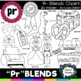 R blends clipart - Pr blends - 20 images! Personal and Com