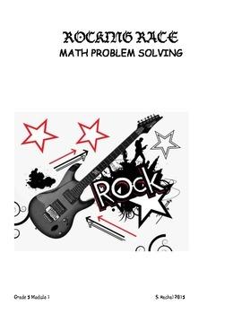 R.A.C.E. Math Strategy