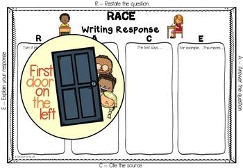 RACE-Writing Response