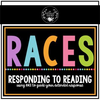 RACES - responding to reading