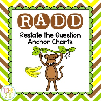 RADD Restate the Question Answering Comprehension Question