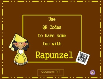 RAPUNZEL FUN w/ QR CODES & LINKS (FACT or FICTION)