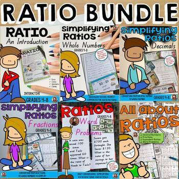 RATIO: GROWING BUNDLE: WHOLE NUMBERS: DECIMALS:FRACTIONS:W