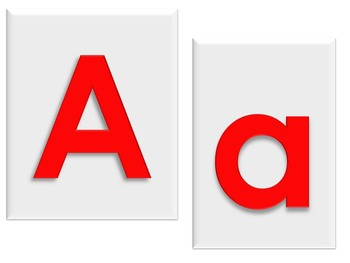READ/WRITE/SAY (A-G)