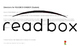 READBOX Book Critique Form
