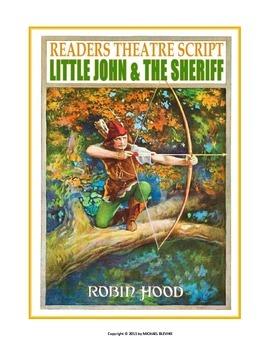 "READERS THEATER SCRIPT: Tales of Robin Hood Series, ""Littl"