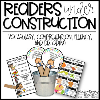 READERS under Construction!