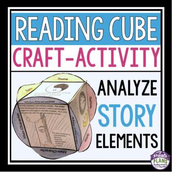 SHORT STORY NOVEL ASSIGNMENT: READING CUBE