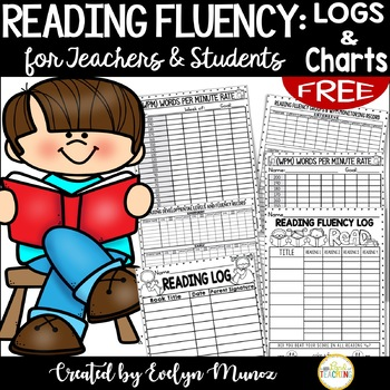 READING FLUENCY RECORDING CHART BY GROUP LEVELS