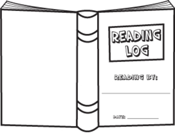 Read Across America: Reading Logs - 1 or 2-sided Versions