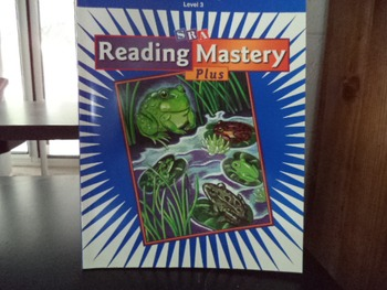READING MASTERY PLUS     ISBN  0-07-569132-9