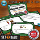 READING READY 4th Grade Task Cards - Using a Dictionary &