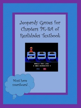 Smartboard Jeopardy Games: Use hand in hand with Realidade