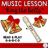 "Song for Recorder, Choir, Guitar ""Ring the Bells"" G-A-B-C-D"