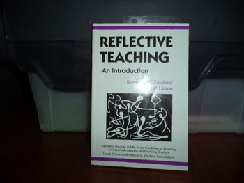 REFLECTIVE TEACHING   ISBN 0-8058-8050-X