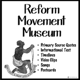 REFORM MOVEMENT ACTIVITY