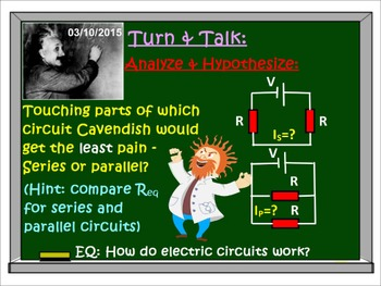PHYSICS ELECTRICITY: Properties Of Series Parallel Circuit