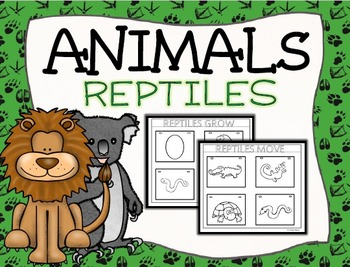 Reptile Interactive Journal