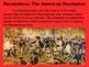 REVOLUTIONS UNIT - (PART 3 - The American Revolution) visu