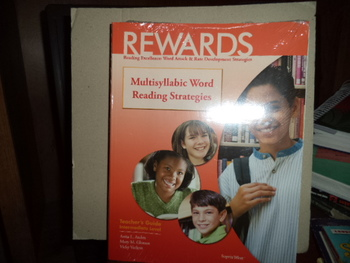 REWARDS READING STRATEGIES   TEACHERS GUIDE