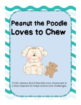 RL 2.3 Reading Passage Assessment (Peanut the Poodle Loves