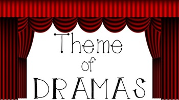 RL 4.2 & 5.2 PowerPoint: Determine the Theme of Dramas