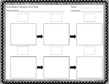 RL 6.3 Graphic Organizer