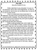 RL.4.2 Fourth Grade Common Core Worksheets, Activity, and Poster