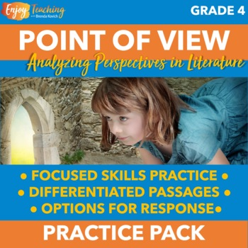 Point of View Practice Pack - Fourth Grade Constructed Response