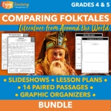 Comparing and Contrasting Folklore Unit RL.4.9