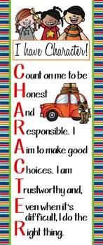 ROAD TRIP - Classroom Decor: LARGE BANNER, CHARACTER