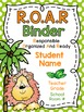 ROAR Jungle Binder Covers **EDITABLE**
