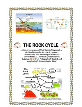ROCK CYCLE: FULL VERSION (Acclaimed/Award Winning!)  Uniqu