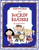 ROCKIN' READERS -{NO PREP} READER RESPONSE Reproducibles