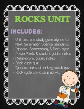 ROCKS BUNDLED UNIT