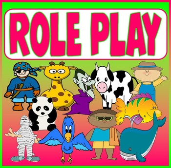 ROLE PLAY TEACHING RESOURCES EARLY YEARS KEY STAGE 1-2 ANI